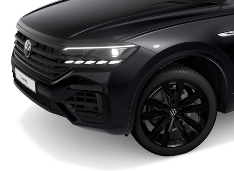 Volkswagen Touareg Wheels